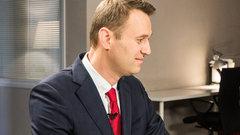 Навальный назвал ужасом уход Слуцкого с Первого канала