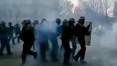 """Год, как одна неделя: """"желтые жилеты"""" отметили юбилей протеста"""