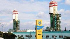 Скачок цены на газ остановил на Украине крупнейший завод удобрений
