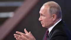 Путин с Трампом обсудили нефть и коронавирус по телефону