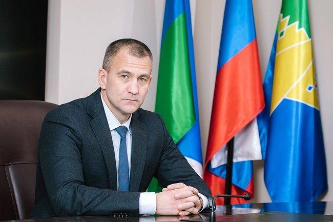 Глава Сургутского района Андрей Трубецкой