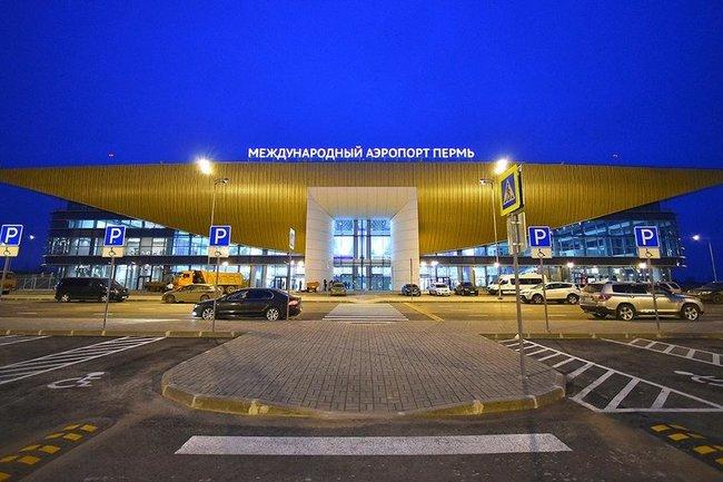 Стало известно, когда в аэропорту Перми установят телетрапы