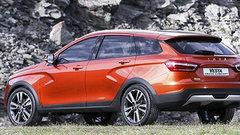 Официально представлены кросс-версии Lada Vesta и Xray