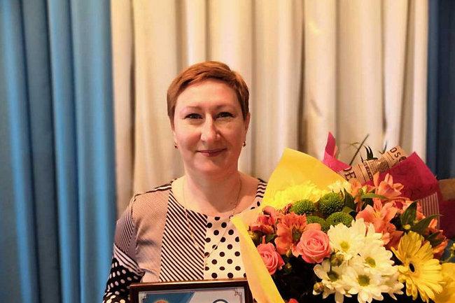 Марина Рыжонкова