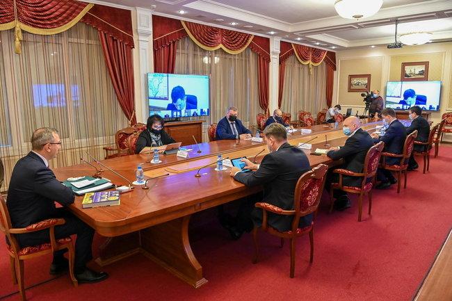 Владислав Шапша: юбилей Калуги станет центральным событием 2021 года