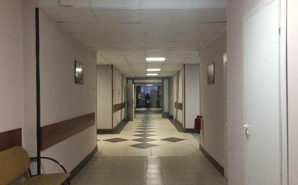 коридор больница