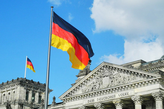 Как Германия получила свое название ?