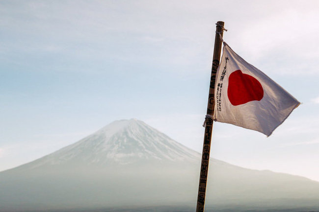Япония флаг
