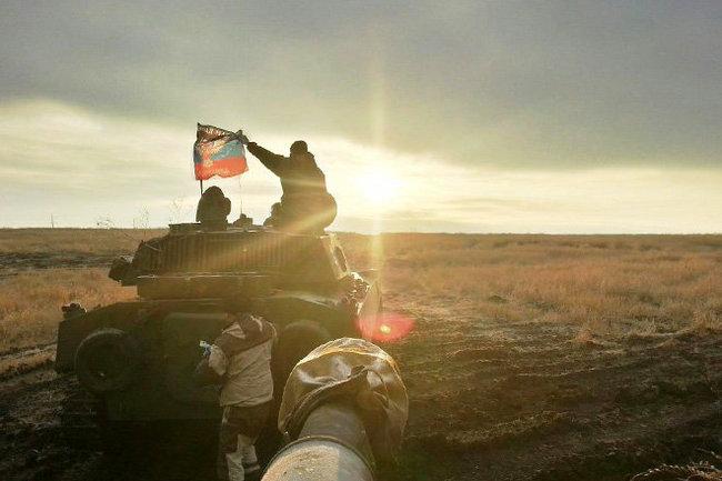 Донецк армия ДНР