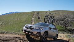 Обновленный Subaru Outback предстал во всей красе