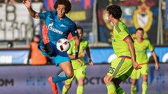 «Зенит» и ЦСКА сыграли вничью в матче ЧР
