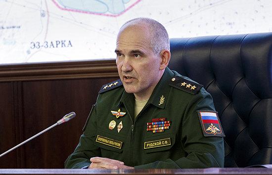 Генерал-полковник Сергей Рудской