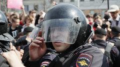 Несогласованная акция прошла у здания ФСБ на Лубянке, есть задержанные