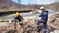 На Кубани 100 млн рублей направят на расчистку русел рек
