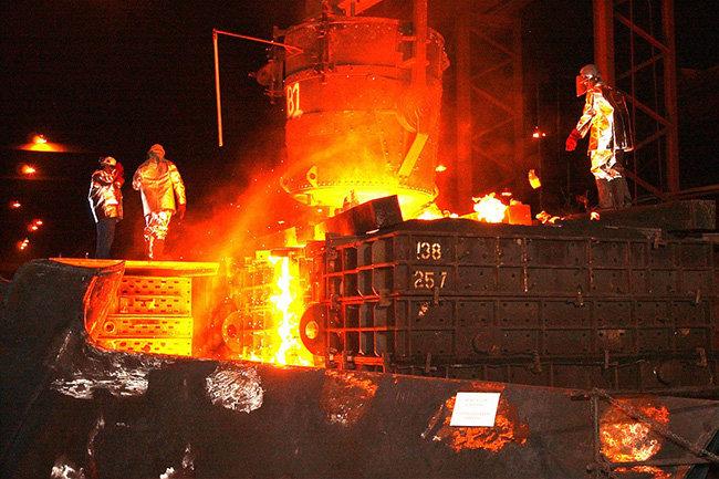 производство сталь