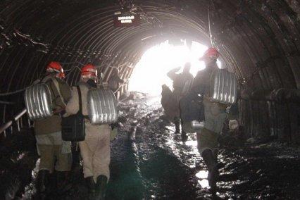 шахта Мир
