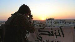 Ливийская армия вступила в первые бои на подходе к Триполи