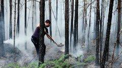 В Воронежской области отменен противопожарный режим