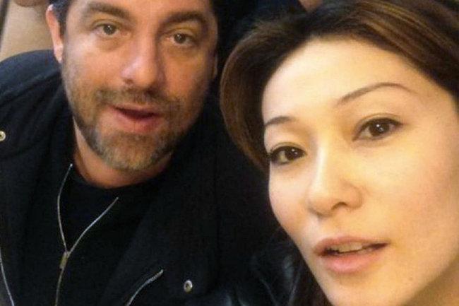 Марина Ким и Блетт Ретнер