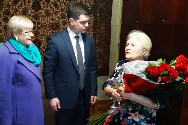 Валентина Лищук