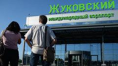 Аэропорт Жуковский принял первый международный рейс