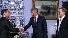 В СБУ отреагировали на встречу Бойко и Медведчука с Медведевым