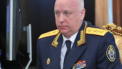 Бастрыкин рассказал о расследовании пожара в «Зимней вишне»