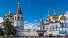 В Тыве откроют первый православный мужской монастырь