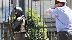 В Подмосковье освобождены заложники, взятые при ограблении ювелирного салона