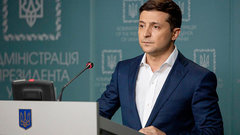 Сериал «Слуга народа» неполучил одобрения Кремля— мнение