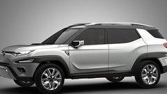 Концепт-кар SsangYong XAVL предвещает новый внедорожник