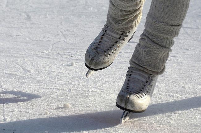 В Курске открыты катки и лыжные трассы