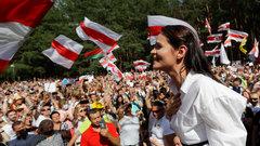 «Белорусам нужны не санкции ЕС, а признание Тихановской президентом» — Цепкало