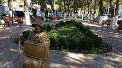 В Геленджике средства от курортного сбора потратят на сквер, скульптуры и фонтан