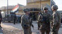 Коалиция США нанесла удар по правительственным войскам Сирии