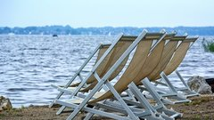 Пять пляжей официально открыли в Новосибирске 15 июня 2021 года