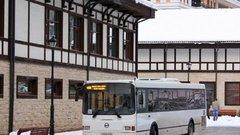 В Сочи усилят работу общественного транспорта в новогодние праздники