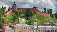 Нижний Новгород может войти в «Золотое кольцо»