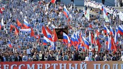 В Тюмени для сопровождения «Бессмертного полка» набирают волонтеров