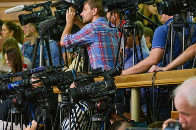Украина журналист