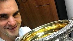Роджер Федерер выиграл Australian Open