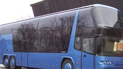 На Ямал продолжают поступать экологически чистые автобусы