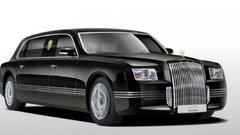 Принц Абу-Даби оценил новый лимузин Путина (ВИДЕО)
