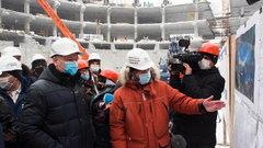 Губернатор Новосибирской области распорядился помочь Новосибирску финансами в строительстве станции метро «Спортивная»