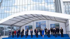 «Осеннее обострение» и «словесная шелуха»: как в России ответили на обвинения от НАТО
