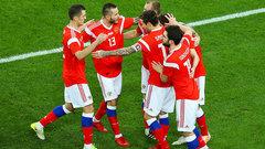 У россиян вырос интерес к футболу после победы сборной над Саудовской Аравией