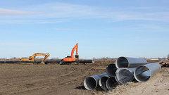 В Севастополе к концу февраля достроят водозабор