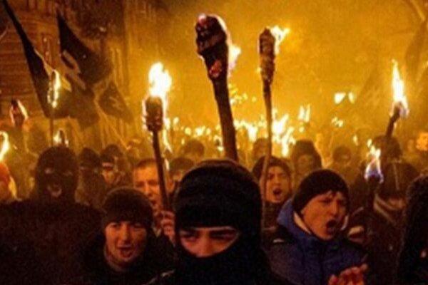 факельное шествие украина