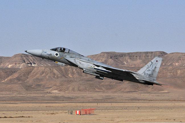 ВВС Израиль