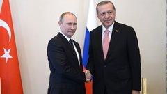 «Турецкий поток» и Сирия: о чем разговаривали Путин и Эрдоган